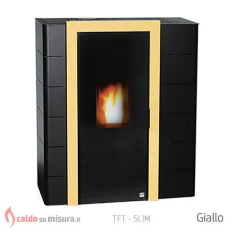 TFT-slim-giallo-termostufa-pellet