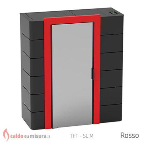 TFT-slim-rosso-termostufa-pellet