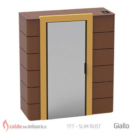TFT-slim-rust-giallo-termostufa-pellet