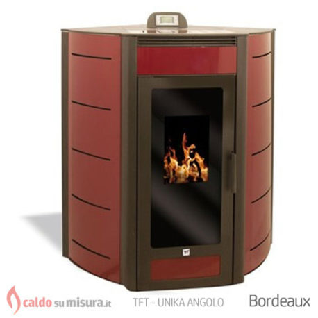 TFT-unika-angolo-bordeaux-termostufa-pellet
