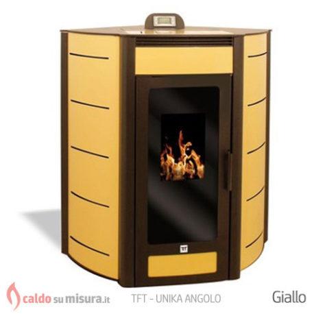 TFT-unika-angolo-giallo-termostufa-pellet