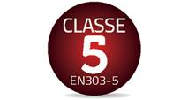classe 5 en303 5 tft premium caldaia