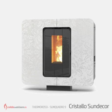 thermorossi-slimquadro-9-cristallo-sundecor-stufa-a-pellet