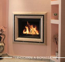 termocamini a biomassa