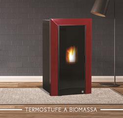termostufe a biomassa