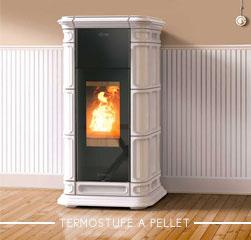 termostufe a pellet