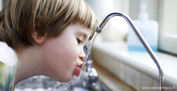 filtro acqua anticalcare
