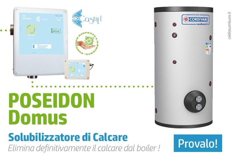 filtro anticalcare boiler