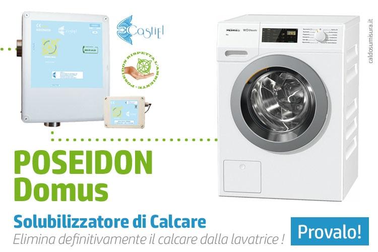 filtro anticalcare lavatrice