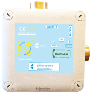 filtro anticalcare poseidon easy