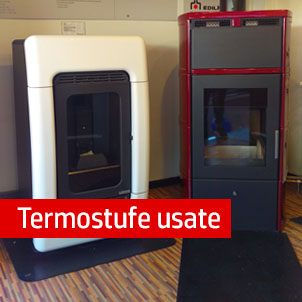 termostufe usate