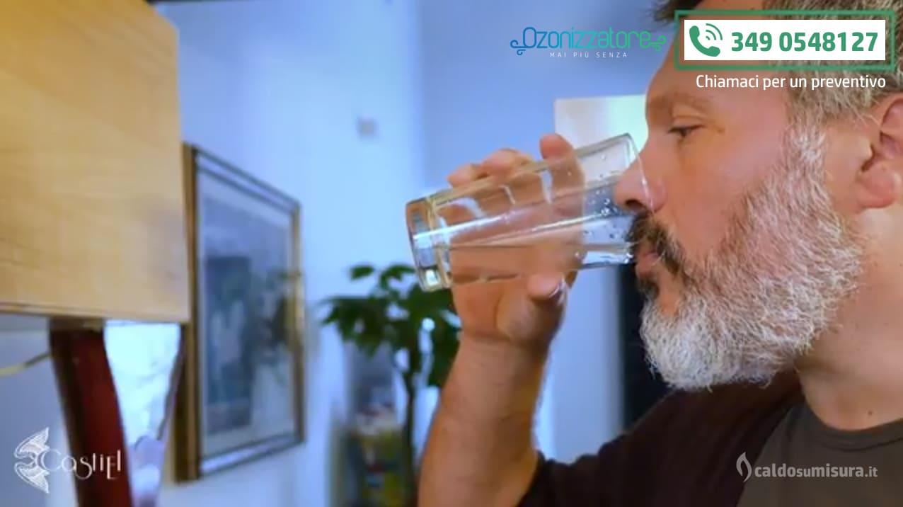 ozonizzatore acqua e purificatore aria