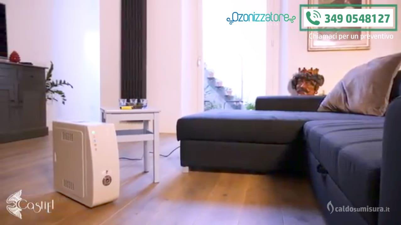 ozonizzatore aria purificatori professionali